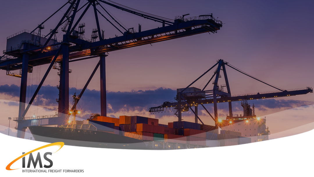 International freight forwarder and shipping agent | IMS Freight