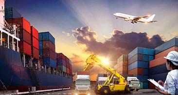 Small freight forwarding companies - shipping via land, air, and sea